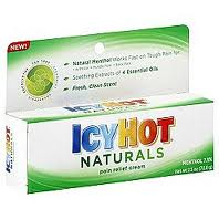 IcyHot Naturals .5 oz., printable coupon, Walmart