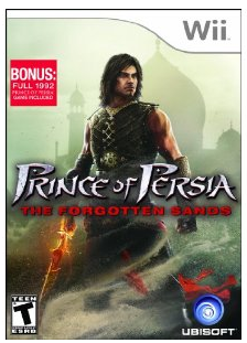 Wii Prince of Persia