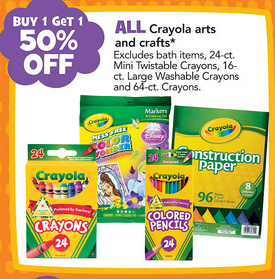 Crayola Art and Crafts