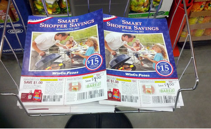 Winco Smart Shopper Savings Memorial day