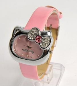 Hello Kitty Watch Pink Photo