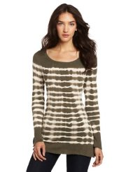 Gypsy 05 Women's Emerald Crew Neck Sweater