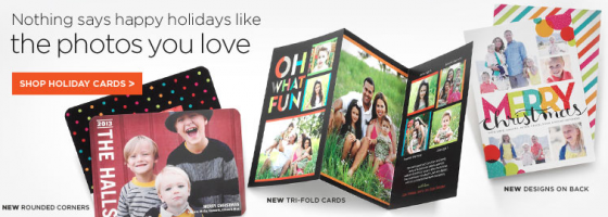 Holiday Cards Shutterfly