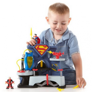 Imaginext DC Superman friends