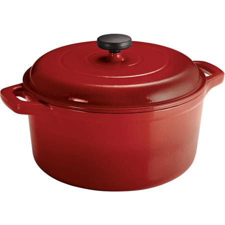Tramontina 6.5 Qt Enameled Round Cast Iron Dutch Oven