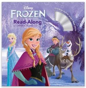 Disne Frozen read along