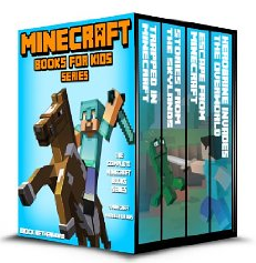 Minecraft Kindle books