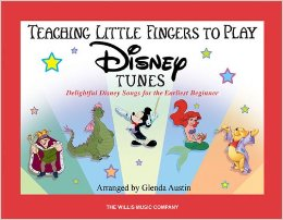 Teaching Little Fingers to Play Disney Tunes