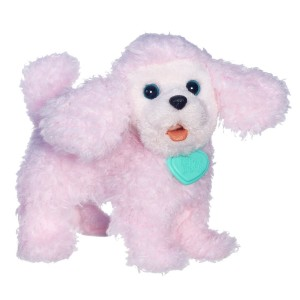 FurReal Friends Walkin Puppies PomPom Poodle Toy Plush