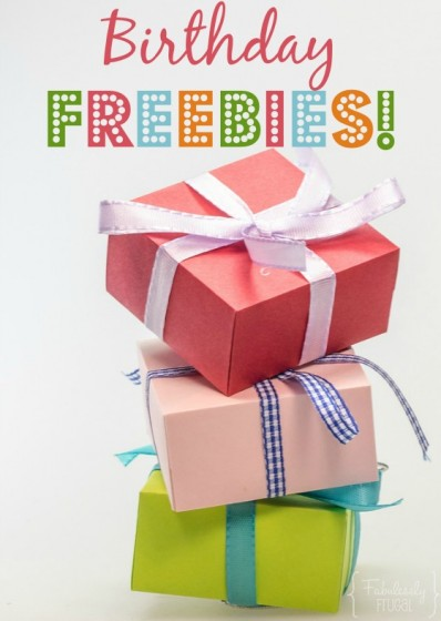 birthday freebies featured