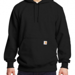 Carhartt Men's Rain Defender Paxton Heavyweight Hooded Sweatshirt