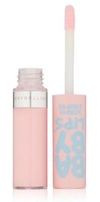 Maybelline New York BABY LIPS Moisturizing Lip Gloss 0.18 Fluid Ounce pink-a-boo