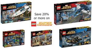 Lego Super Heroes Sale