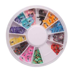 3D Nail Art Discounted at Amazon