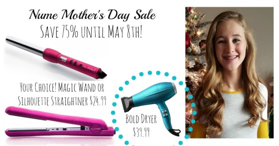 Nume Mother's Day Sale