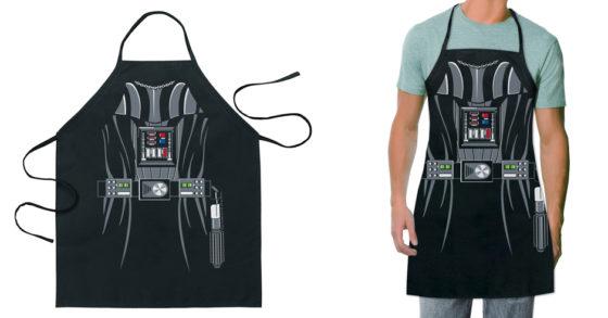 ICUP Star Wars Darth Vader Be The Character Apron