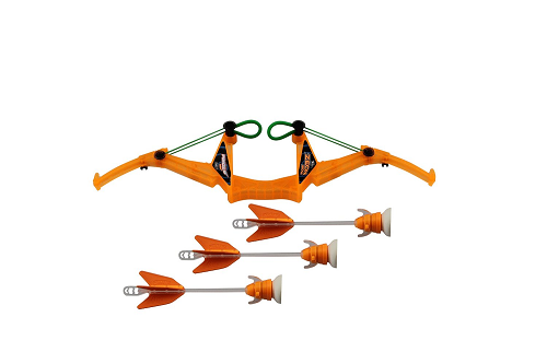 Zing Fire Tek Zeon Bow, Orange