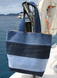 christie chase blog denim tote