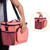 {{GONE}} Amazon: Insulated Lunch Boxes $8.97 After code (Reg. $14.95) -...